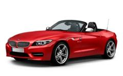 Логотип BMW Z4 35is AT