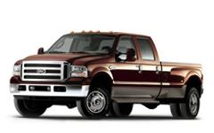 Логотип Ford F-350 6.0 TD Regular Cab Super Duty 4WD AT