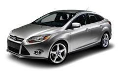 Логотип Ford Focus 1.6 105hp AT