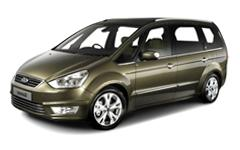 Логотип Ford Galaxy 2.2 TDCi AT