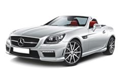 Логотип Mercedes-Benz SLK AMG 55 AT