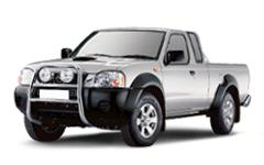 Логотип Nissan Pick-up
