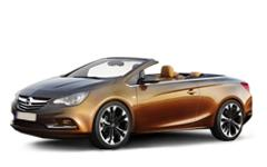 Логотип Opel Cascada 1.4 Turbo 140hp MT