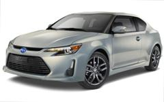 Логотип Scion tC