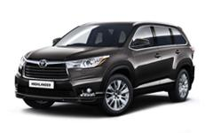 Логотип Toyota Highlander 3.5 AT